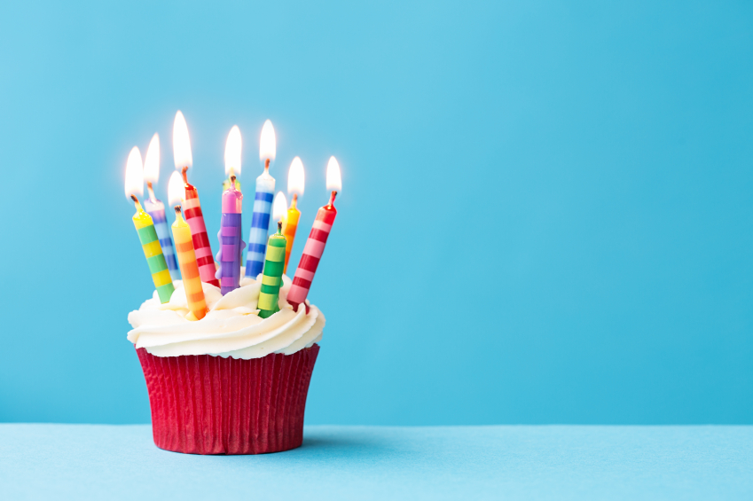 Anniversary Cupcake Images : Medicare and Medicaid Birthday Insurance Care Associates